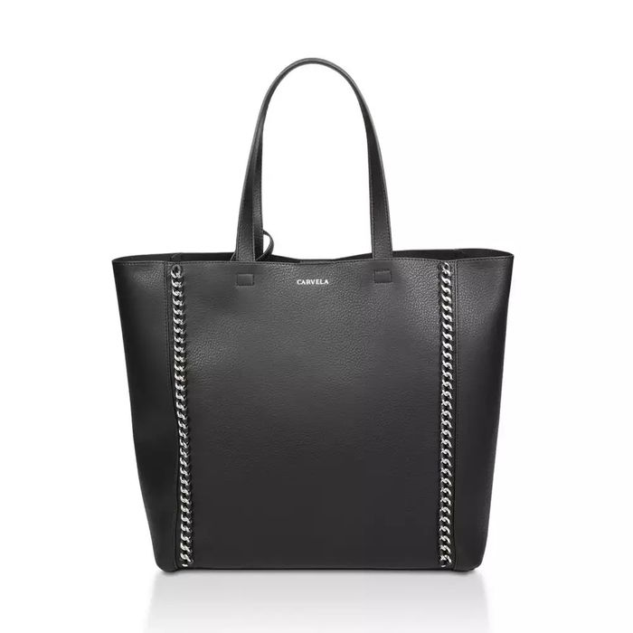 Carvela Chain Shoulder Bag Down From £79 to £19