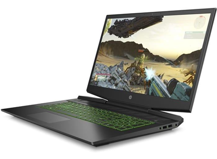 "Best Price! HP17"" Gaming Laptop Intel I7 ,GTX 1660 Ti , 1TB 512 SSd 8GB RAM"