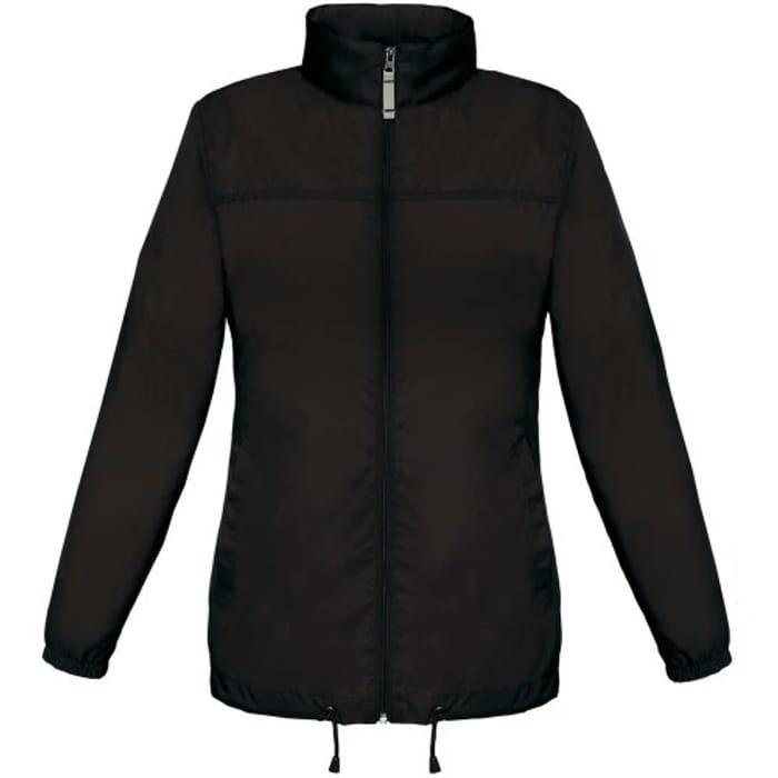 Ladies Sirocco Lightweight Windproof, Showerproof & Water Repellent Jacket