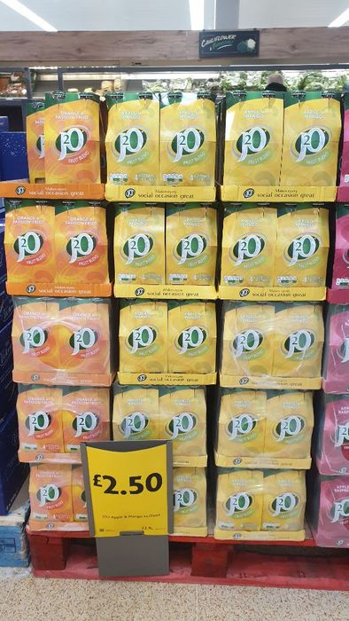 4x 275ml J20 for £2.50
