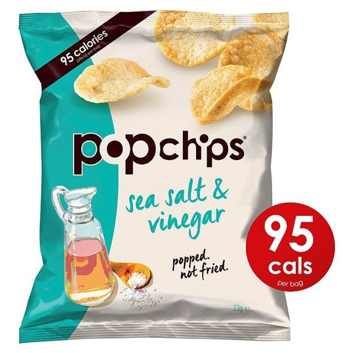 Free Bag of Popchips from the Co-op with coupon in Today's Metro