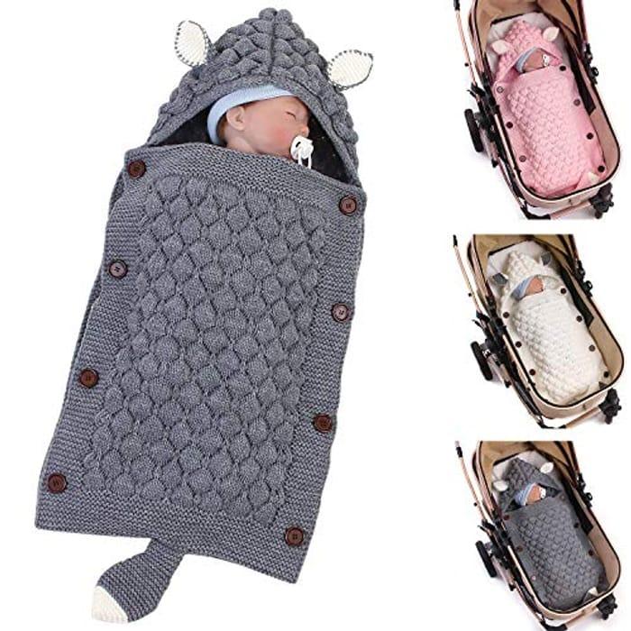 Newborn Baby Hooded Sleeping Bags