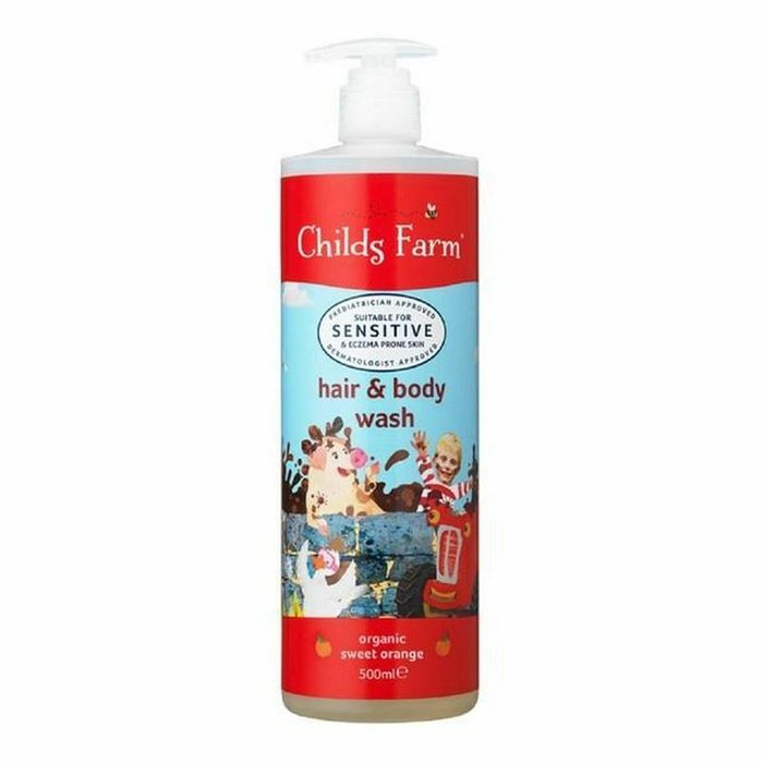 Childs Farm Hair and Body Wash Sweet Orange 500ml