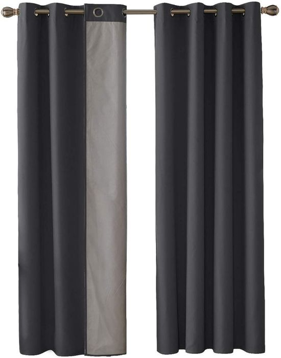 Deal Stack - Thermal Insulated Curtains - 30% off + Lightning Deal
