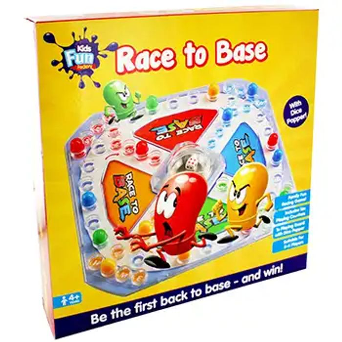 50% Off Race to Base Game