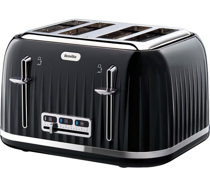 Cheap BREVILLE Impressions 4-Slice Toasters - HALF PRICE!