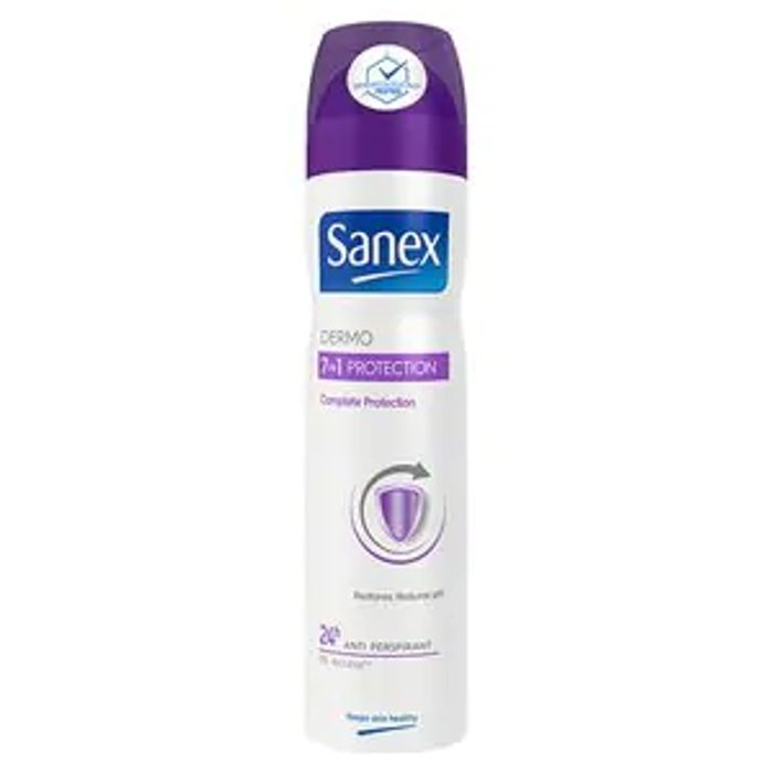 Sanex Spray 7in1 Total Protection 250ml