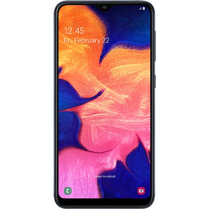 Samsung Galaxy A10 like New - Black & Blue in Stock £79 at O2