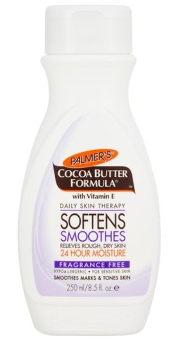 Palmers Fragrance Free Cocoa Butter Formula 250Ml