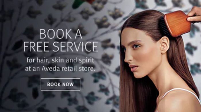 Free Aveda Customised Facials and Free Services for Hair, Skin & Spirit