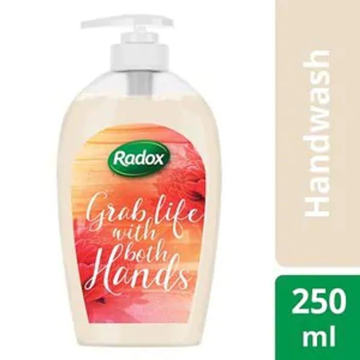 Radox Care + Nourish Antibacterial Handwash 250ml