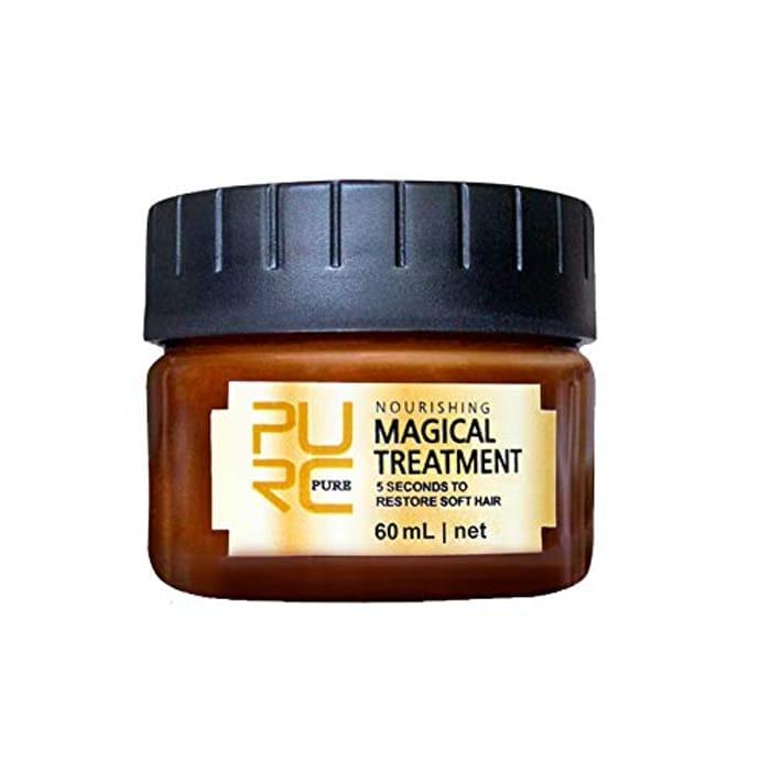Magical Keratin Hair Treatment Mask 5 Seconds Hair Root Repair (60ML)