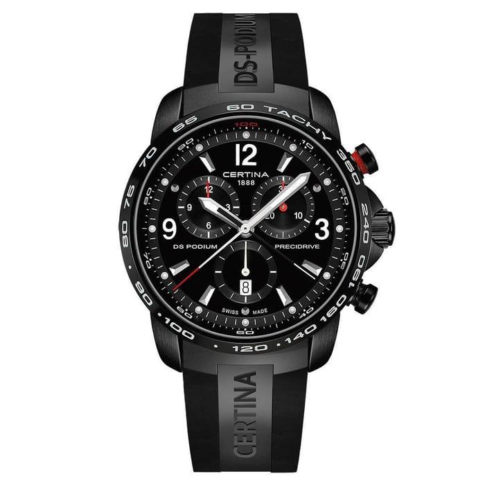 Certina DS Podium Chronograph Men's Watch