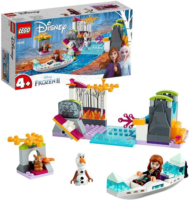 Best Ever Price! LEGO 41165 Disney Frozen II Anna's Canoe Expedition