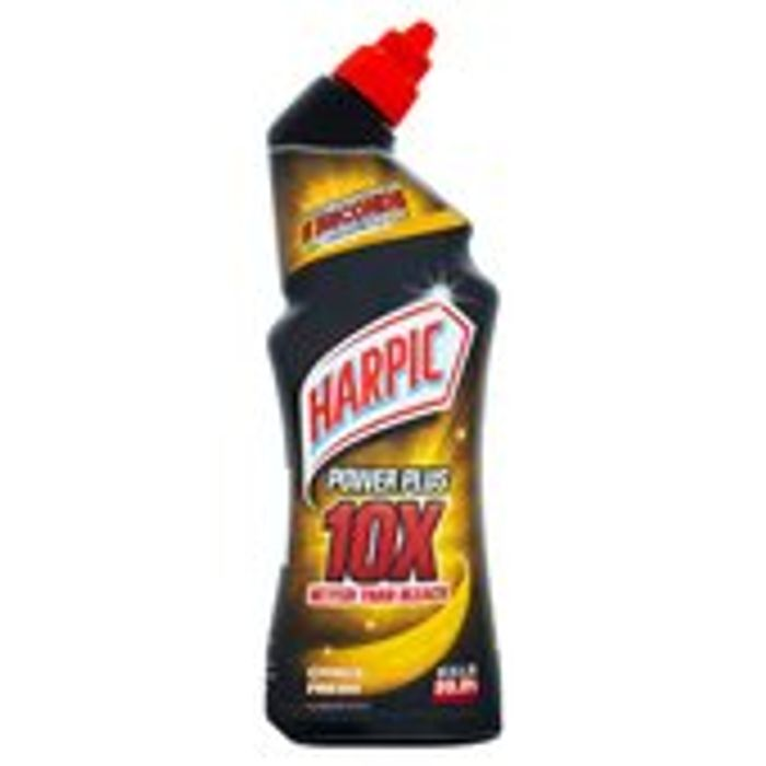 Offer - Harpic Power plus Citrus Fresh Toilet Cleaner 750ml