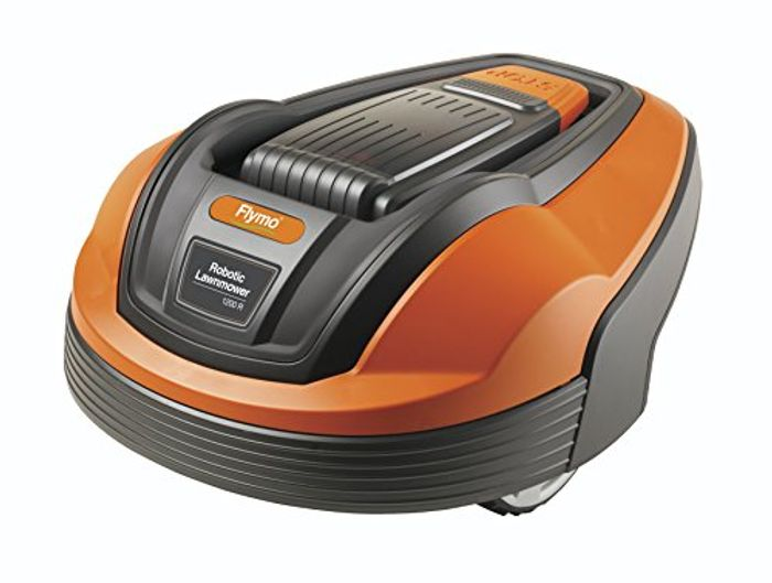 Best Ever Price! Flymo 1200 R Lithium-Ion Robotic Lawn Mower