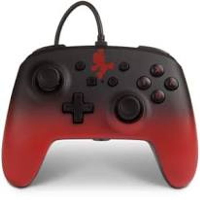 Enhanced Wired Controller for Nintendo Switch - Mario Fade - GAME Exclusive