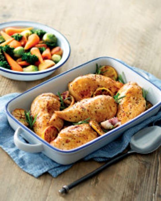 2kg Chicken Breast Fillets £4.90 per Kg