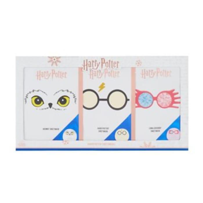 Harry Potter Sheet Masks X3 HALF PRICE