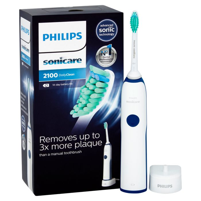 Philips Sonicare Daily Clean 2100 Toothbrush - Better than Half Price!
