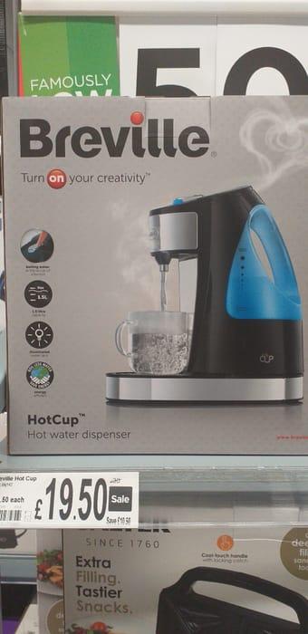 Breville Hot Cup Water Dispenser £19.50