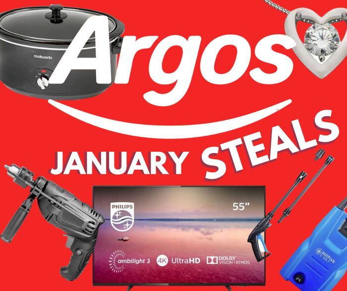 Argos - This Weeks Best Discounts!