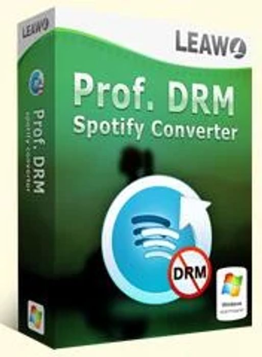 Prof. DRM Spotify Music Converter Giveaway Edition