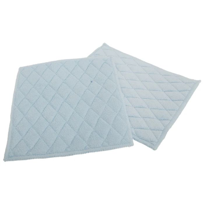 Cheap 2pk Microfibre Cleaning Cloths, Only £0.43!