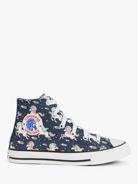 Best Price! Converse Children's Chuck Taylor All Star High Top Unicorn Trainers