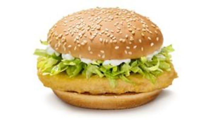 99p Mc Chicken Sandwich