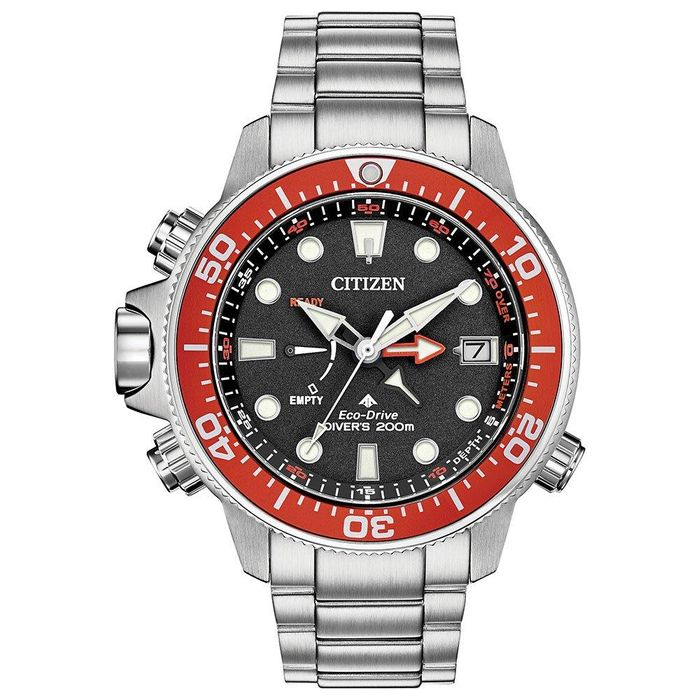 Citizen Eco-Drive Promaster Aqualand Diver Mens Watch