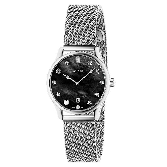 Gucci Timeless Mesh Watch