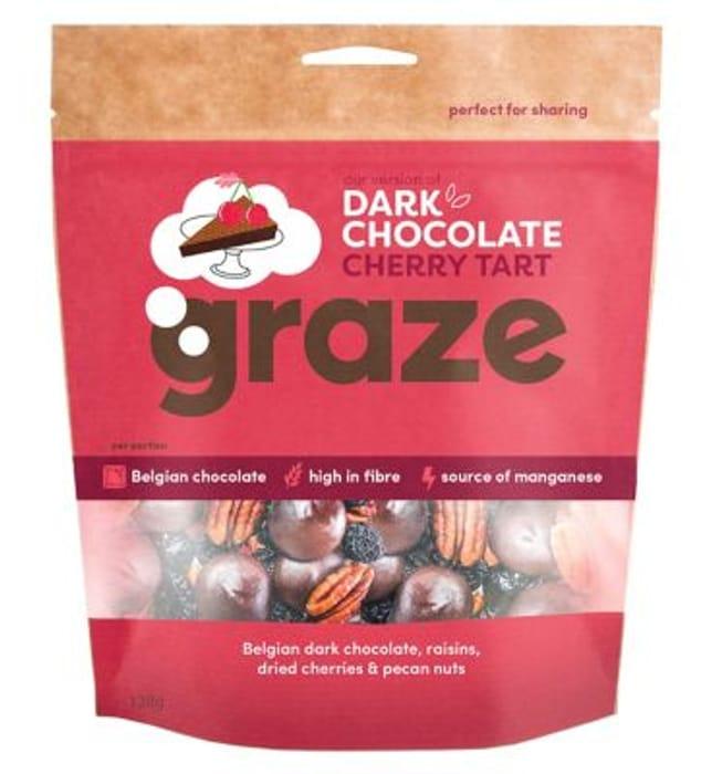 Graze Cherry Tart,save 33% at Boots