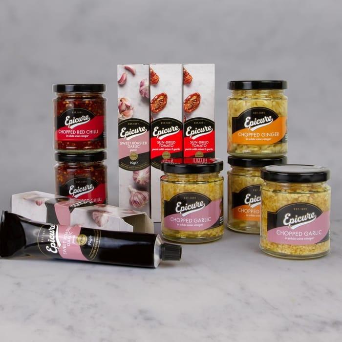 Win a Healthy Epicure Food Bundle!