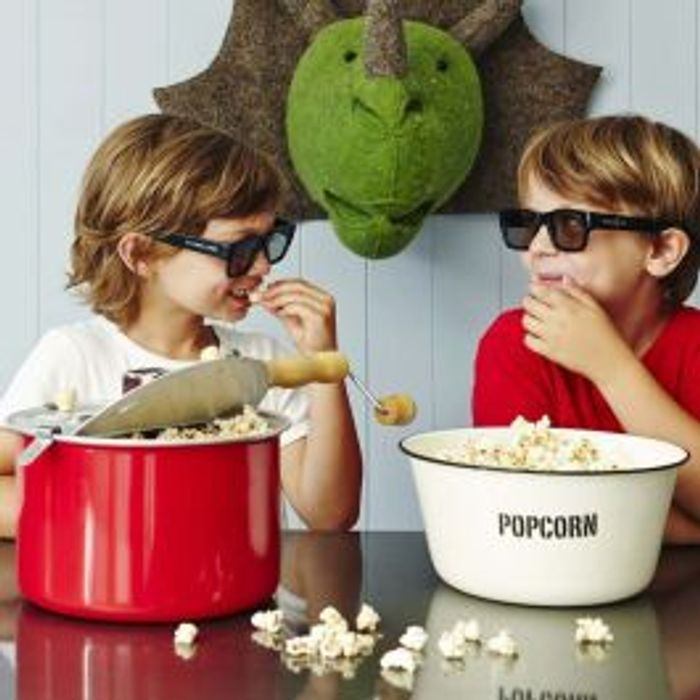 Stove Top Popcorn Maker - 40% Off!