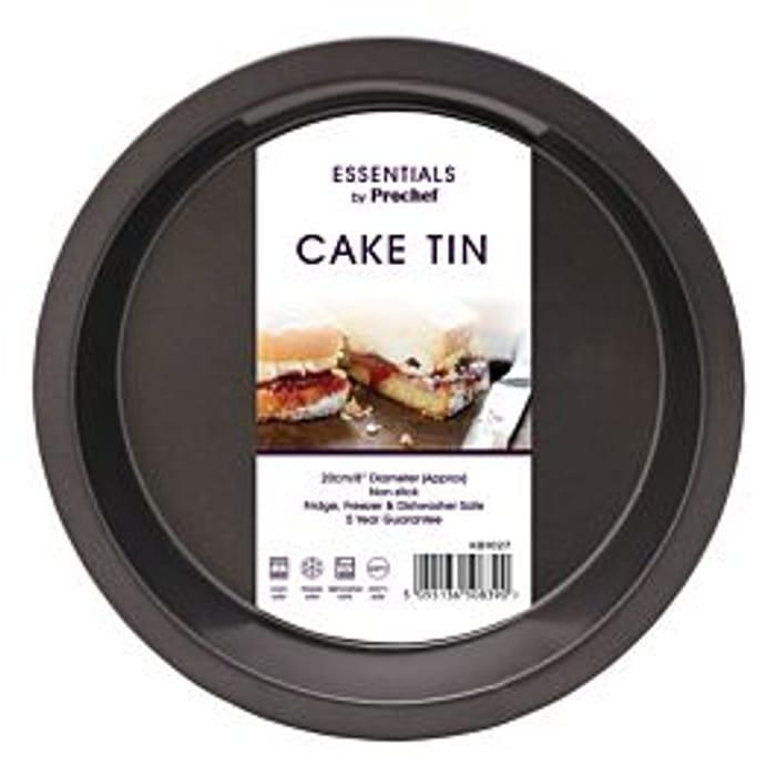 Essentials 8 Inch round Cake Pan