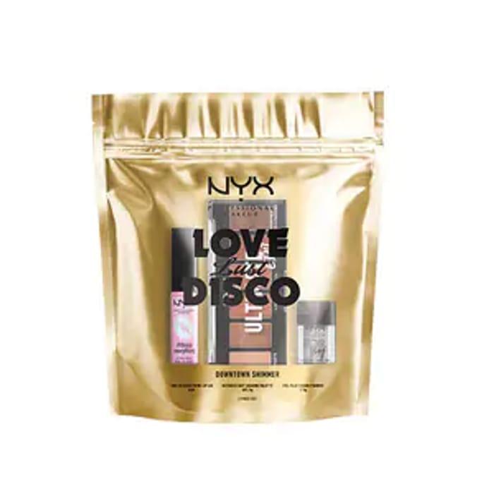 Nyx Professional Make up Love Lust Disco Shimmer Sachet