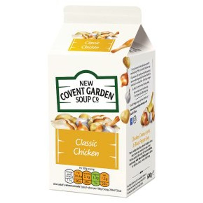 New Covent Garden Chicken Soup 600g