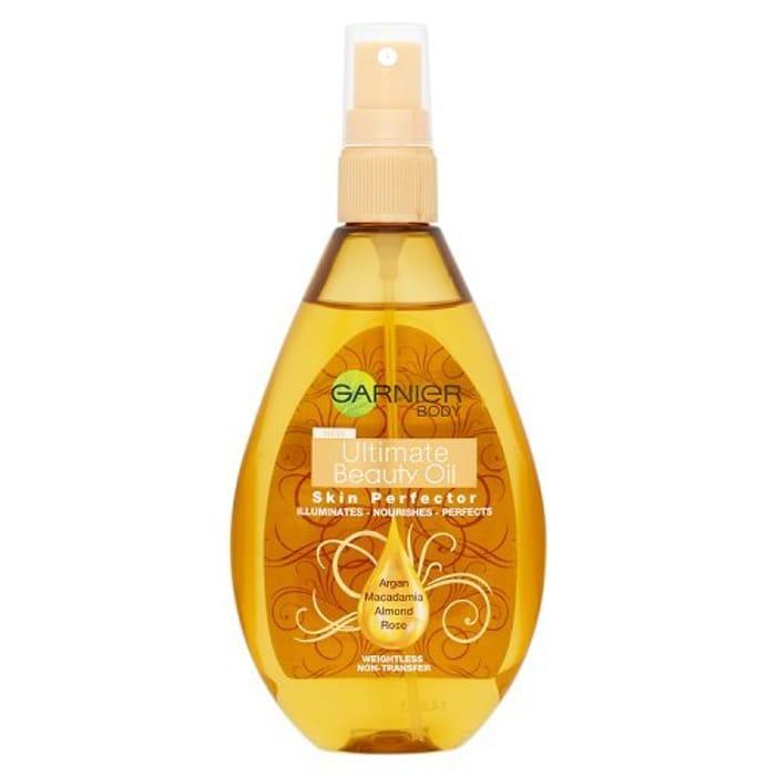 Garnier Ultimate Beauty Body Oil, 150 Ml