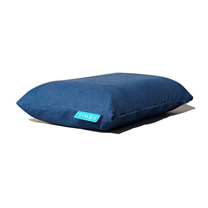 Simba Memory Foam Travel Pillow, £33 at