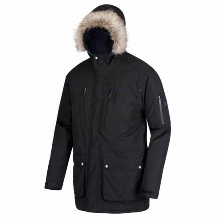 Regatta Mens Sallinger Hooded Jacket
