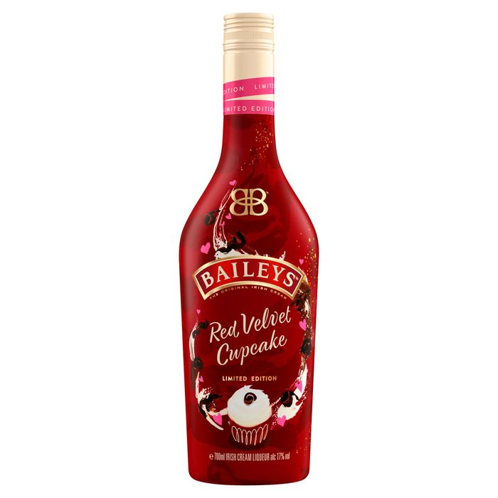 Baileys Red Velvet Cupcake 700Ml New Limited Edition