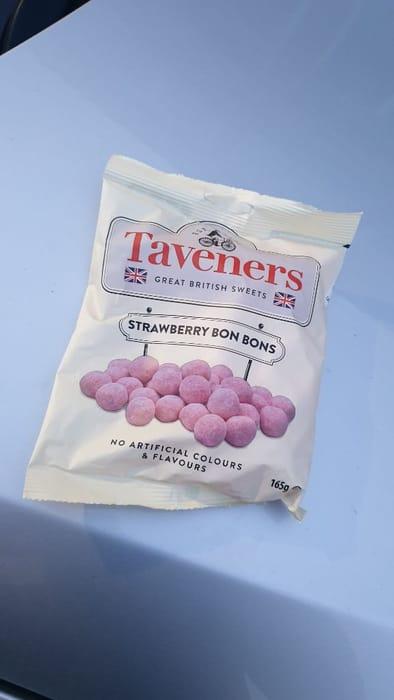 Strawberry Bon Bons 75p