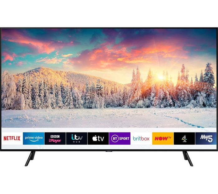 "*SAVE £200* SAMSUNG 65"" Smart 4K Ultra HD HDR QLED TV £1099 with Code"