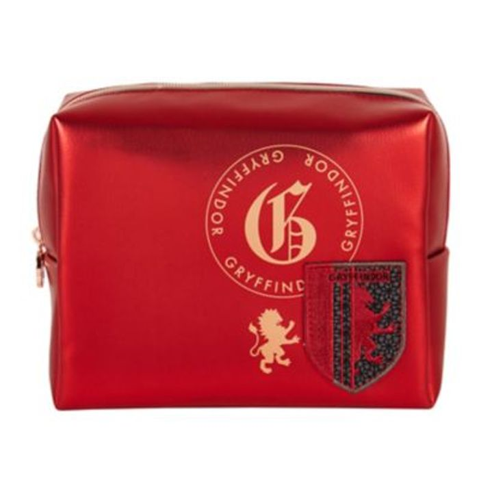 Harry Potter Gryffindor Cosmetic Purse