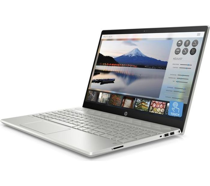 "*SAVE £100* HP Pavilion 15.6"" Laptop - AMD Ryzen 3, 256 GB SSD"