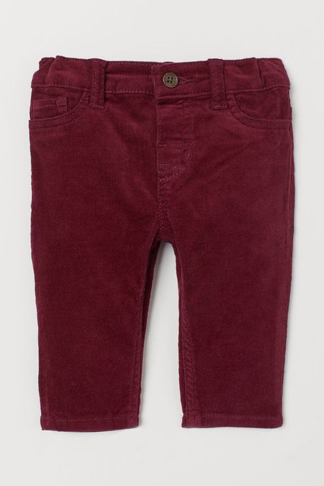 Baby and Toddler Corduroy Trousers
