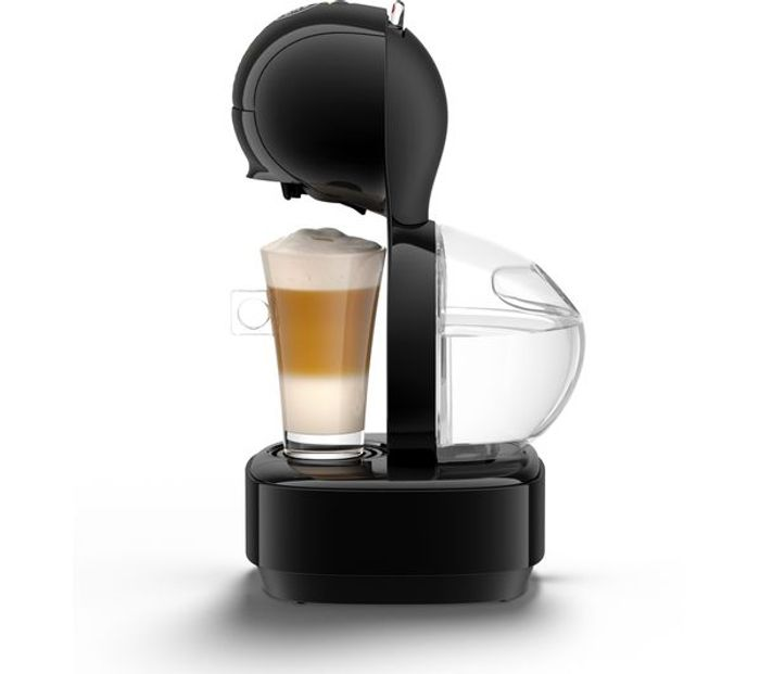 Cheap DOLCE GUSTO by Krups Lumio Coffee Machine - Black - Save £81!