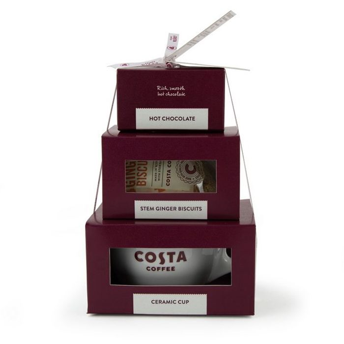 Costa Stacking Set with C&C - Save £3.75!