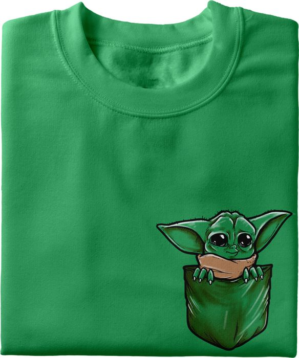 Free Star Wars Baby Yoda T-Shirt worth £9.99 - Just 99p Delivery